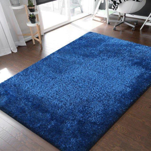 Kolekcja Merinos, to dywany typu Shaggy