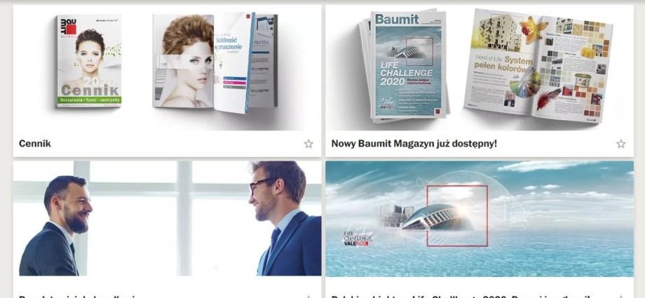 Znane i cenione produkty renowacyjne Baumit zmieniają nazwę