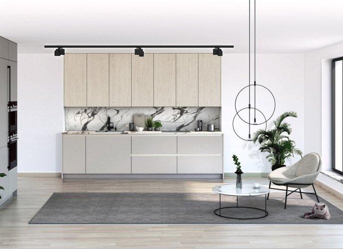 Nowe kuchnie z fornirem technicznym i powłoką Satin Surface od ernestrust