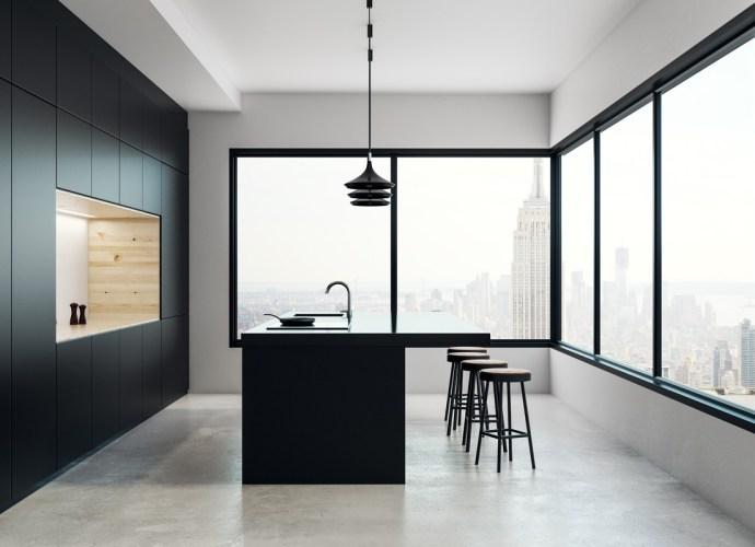 Okna do domu w stylu industrialnym