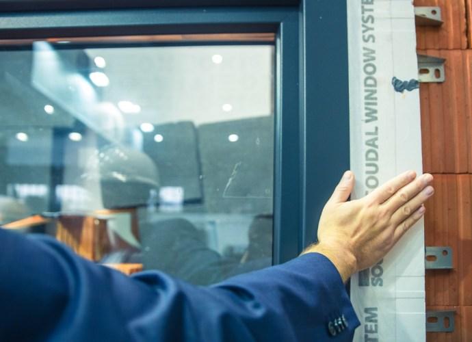 Wymiana okien z ciepłym montażem