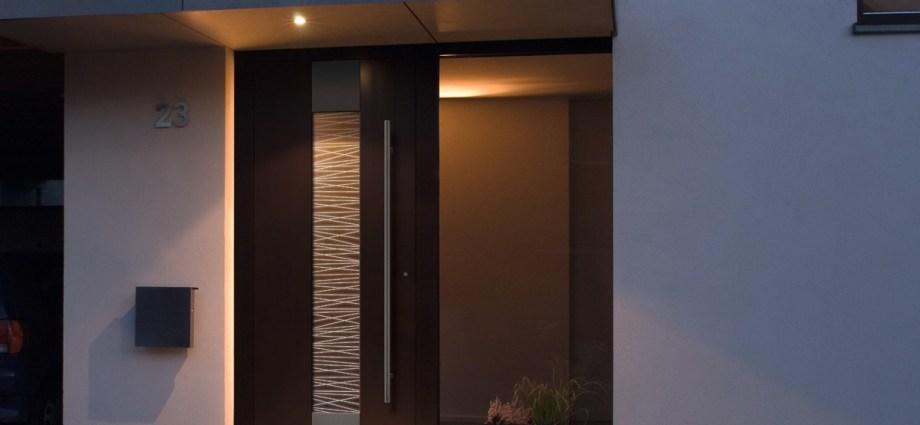 Drzwi wejściowe według własnego projektu – opcja INDIVIDUAL od AWILUX