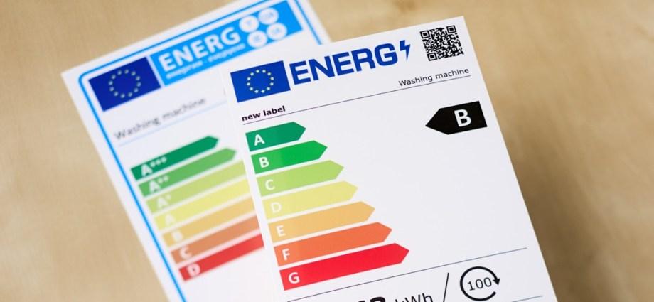 Nowe unijne etykiety energetyczne