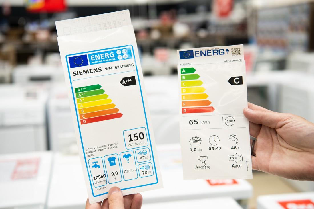 Nowe unijne etykiety energetyczne obowiązujące od dnia 1 marca 2021 r.