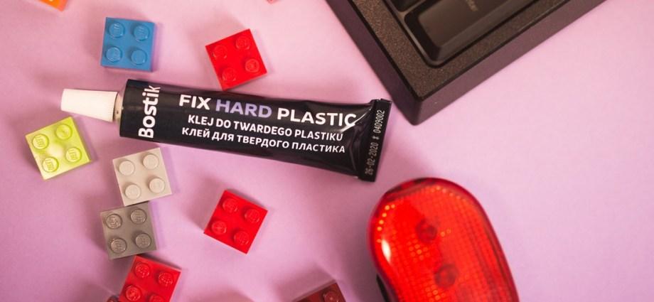 Fix Hard Plastic