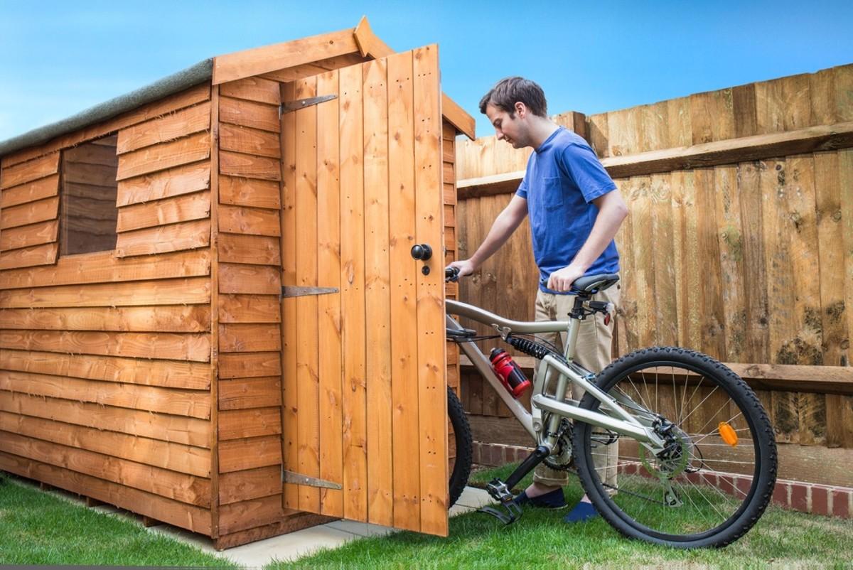 Drewno konstrukcyjne poleca się do ogrodu