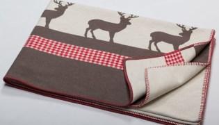 Koc DF Jade Organic Deers Natur 150×200