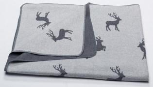 Koc DF Silvretta Deers Grey 140×200 3