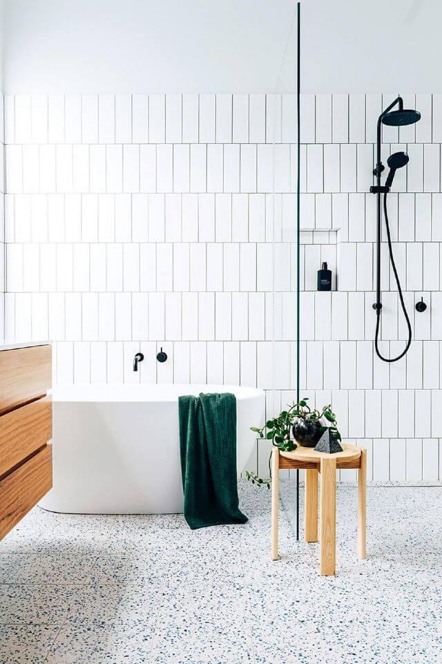 Trendy w projektowaniu łazienki w 2018