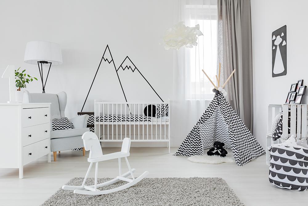 beaux rideaux pour une chambre d enfant