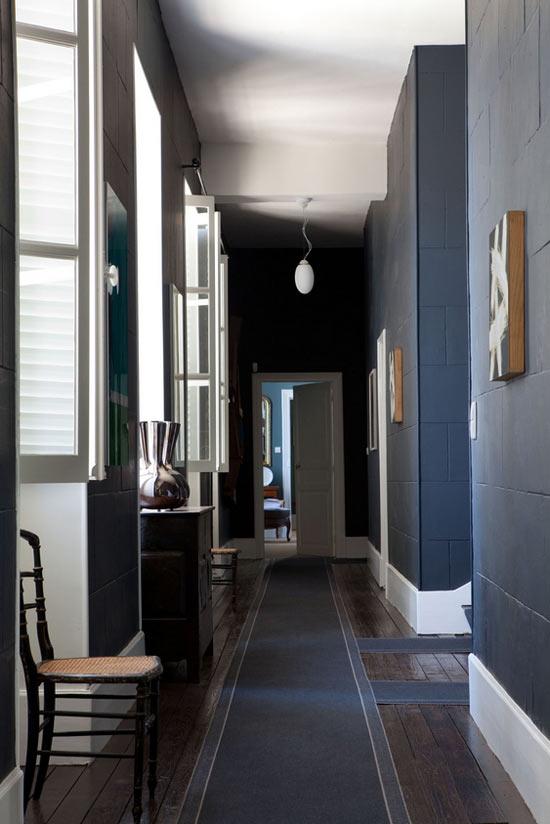 Decoration Interieure Couloir Entree - Maison design d ...