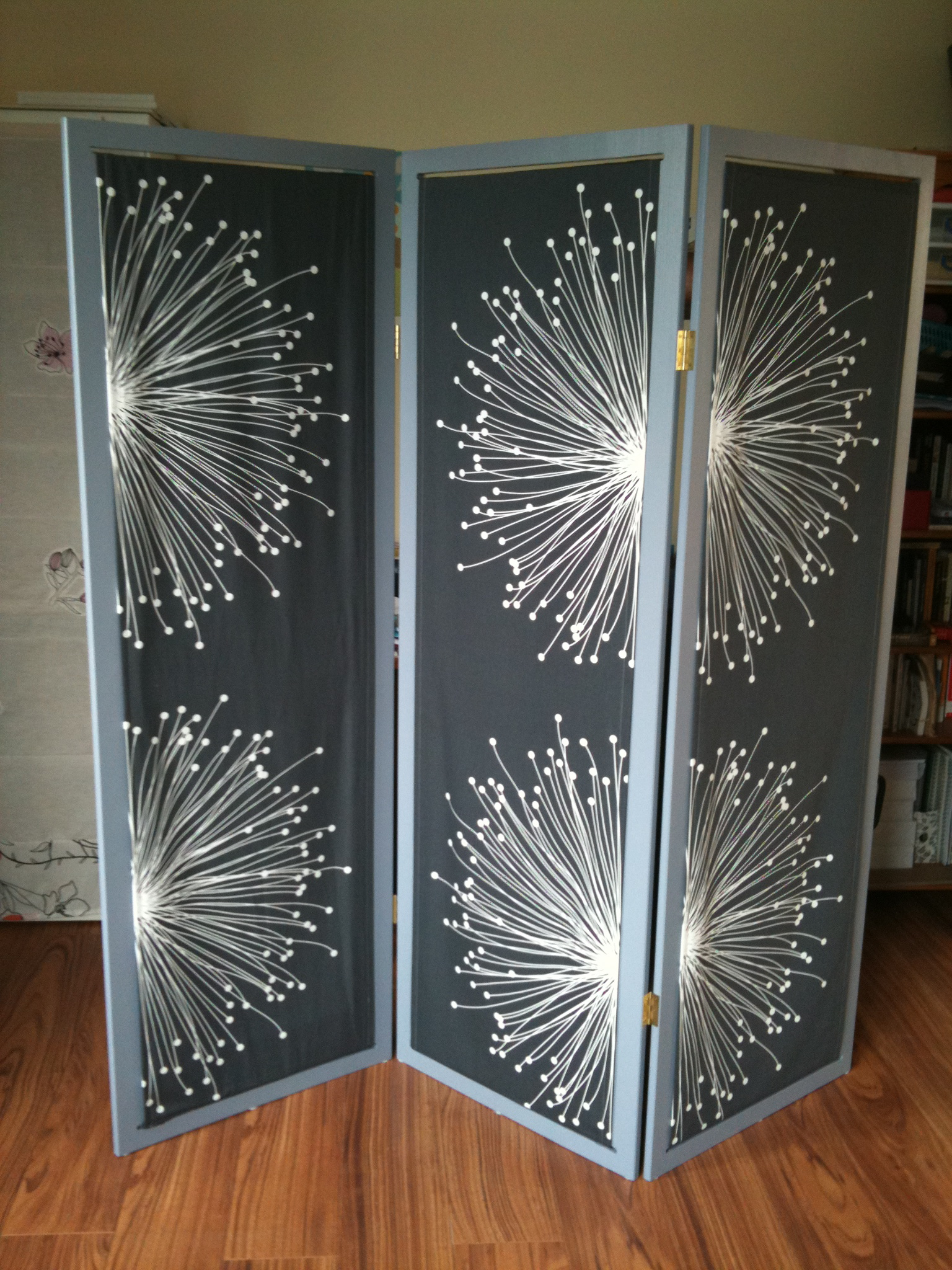 Do It Yourself Room Divider