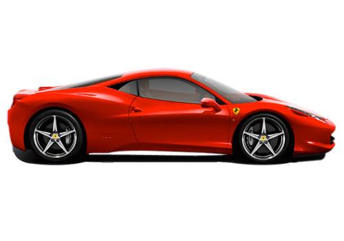 Alquiler Ferrari 458 Italia Madrid