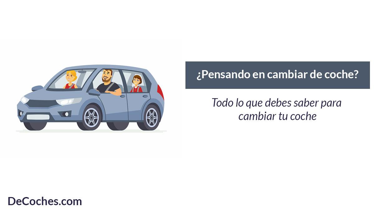 Cambiar coche