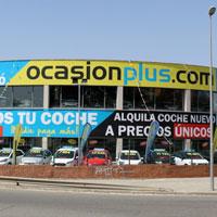 OcasionPlus - Compraventa de coches de segunda mano en Madrid