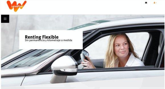 LeasePlan Go el renting de coches sin permanencia