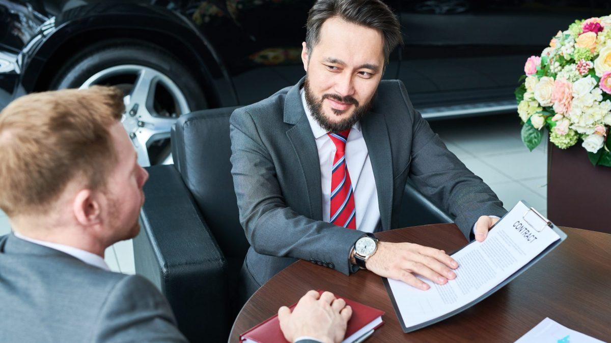 Comprar coche procedente de renting