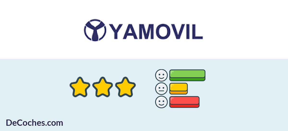 Opiniones Yamovil