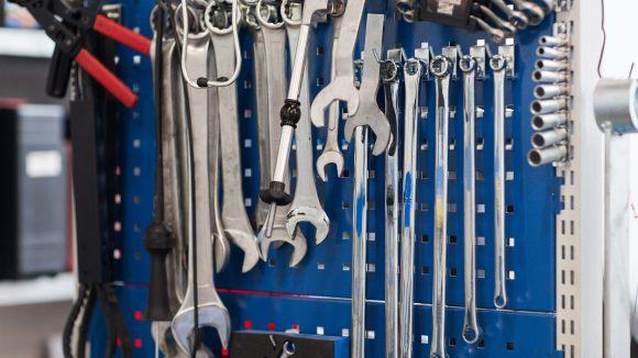 herramientas taller