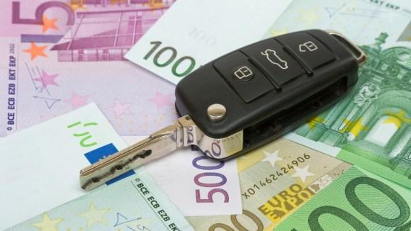 Valor fiscal de un coche