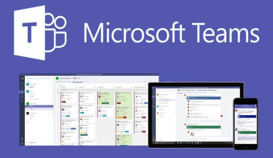 Teams, Microsoft, logiciel, réunion