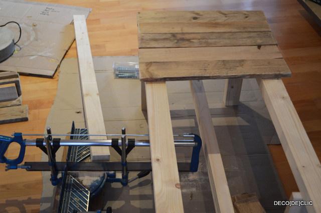 cuisine intégrée bois