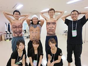 FNS27時間テレビ「女子力全開*2013」爆笑!大日本アカン警察