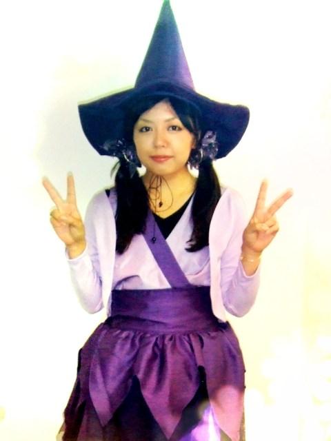 deco紫魔女の画像