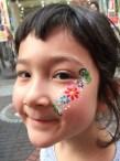 ヨコハマ大道芸2016フェイスティング「デコデコ」の画像