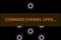 Glyph Command Channel