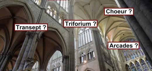 vocabulaire de l'architecture religieuse