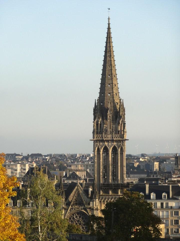 Eglise Saint-Pierre de Caen