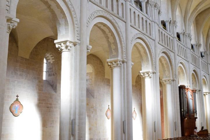 abbaye aux dames à Caen