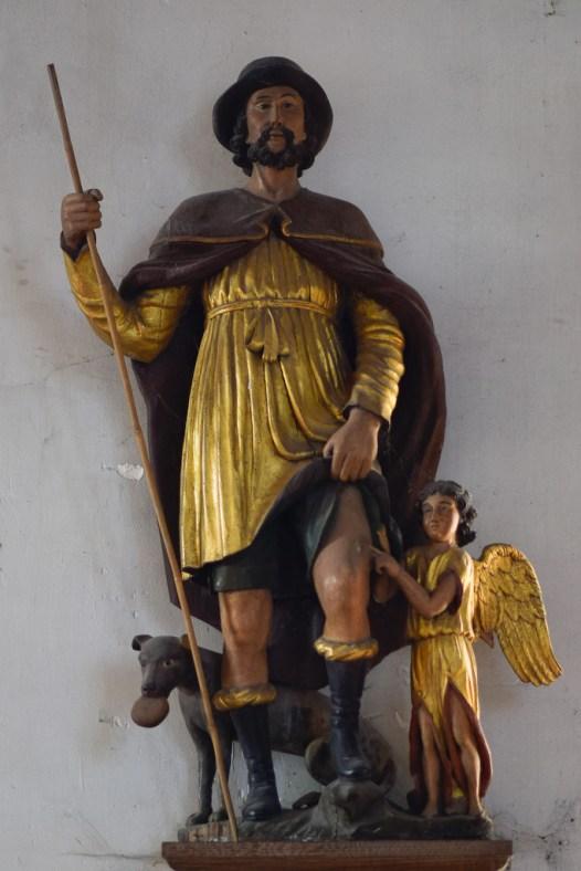 saint Roch le pestifé