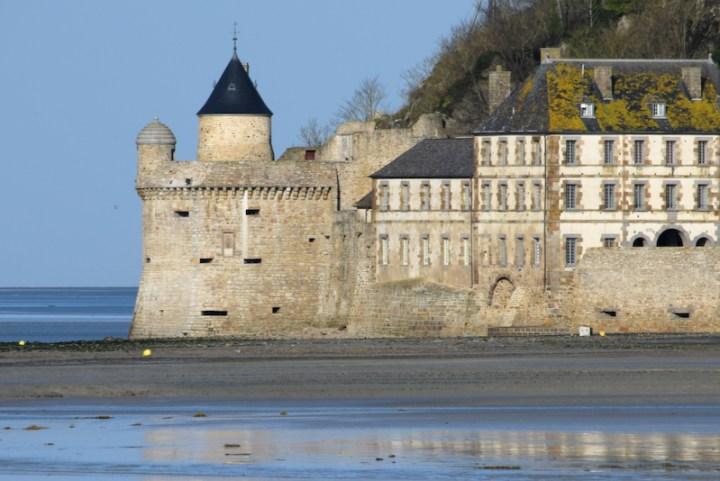 Canonnières du Mont-Saint-Michel