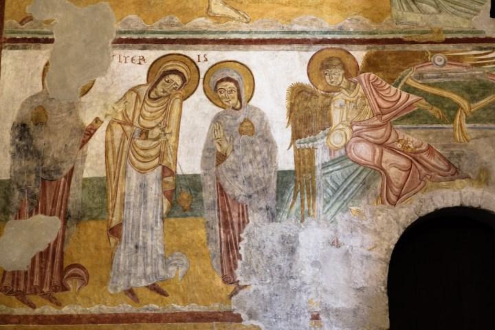 Peinture Saint-Sernin de Toulouse