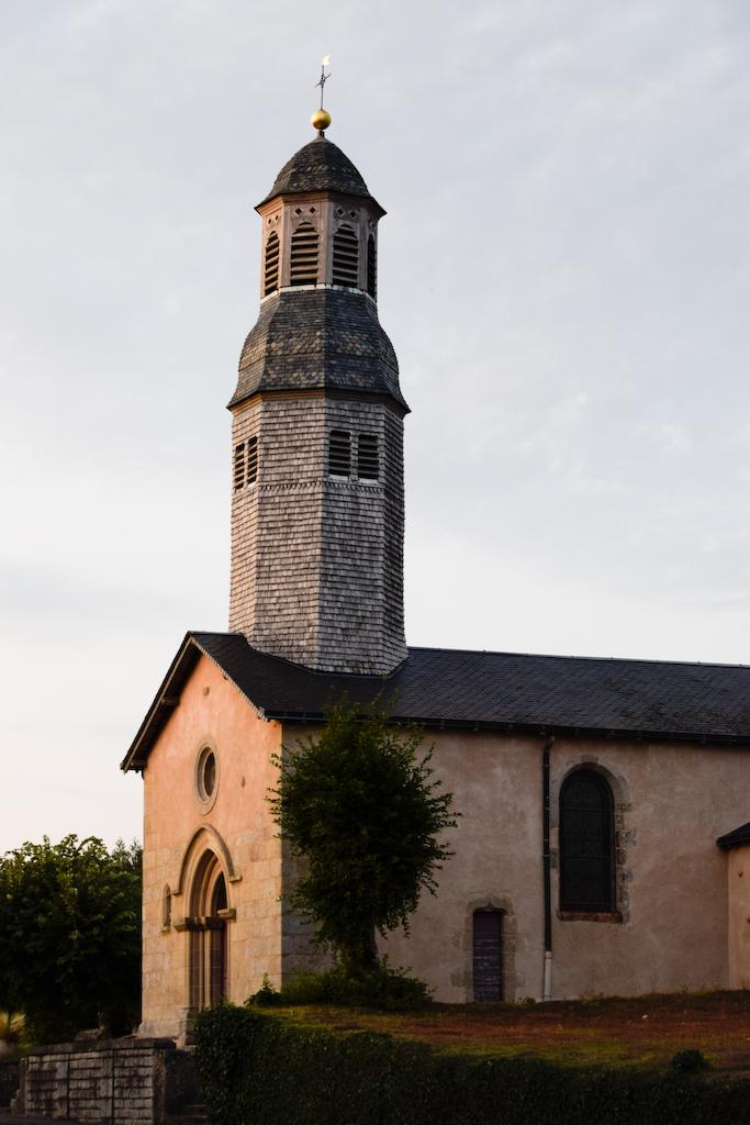 église chatenet-en-dognon