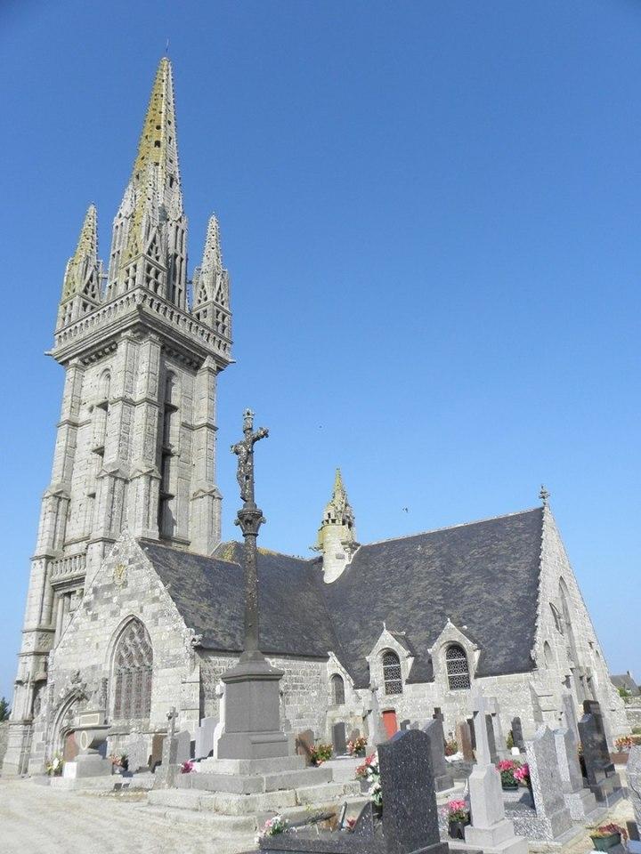 église de Goulven