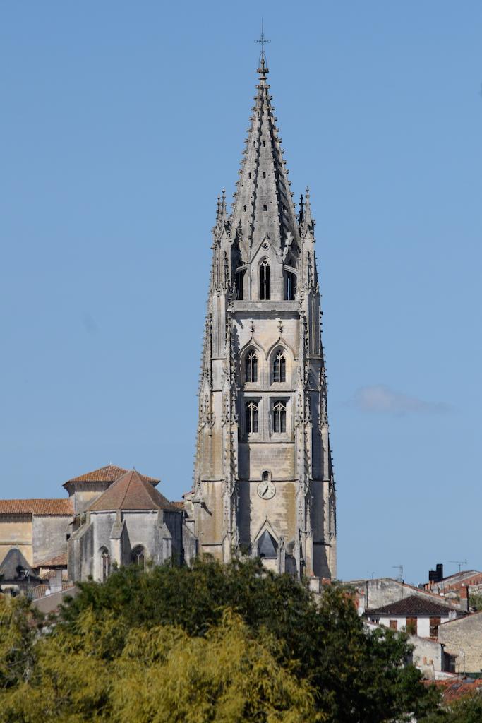 Eglise Saint-Eutrope de Saintes