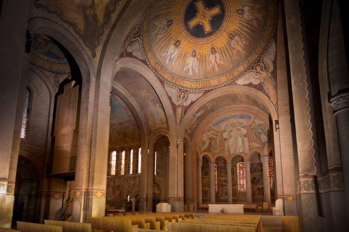 Cathédrale Sainte-Geneviève de Nanterre