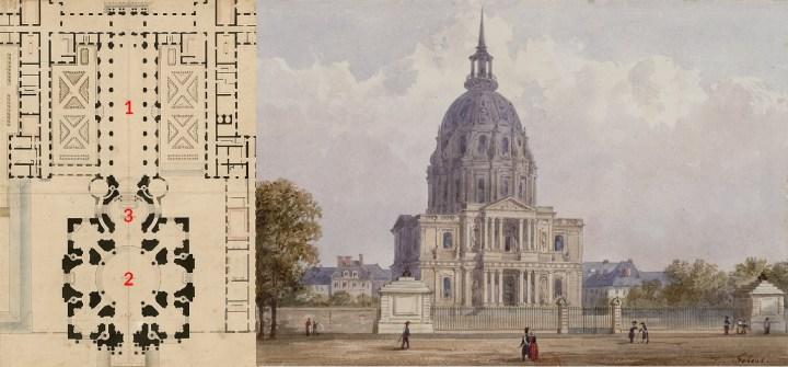 église des Invalides