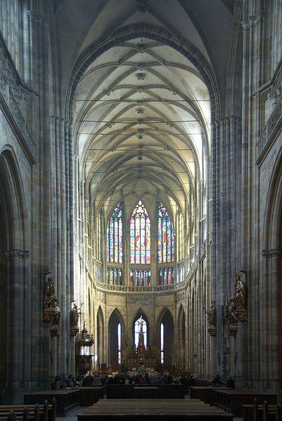 cathédrale de Prague