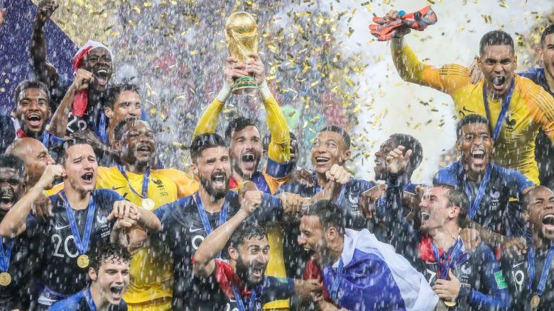 Equipe de France de Football : une réussite française