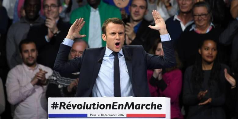 Faire la différence pour vendre : s'enflammer comme Macron