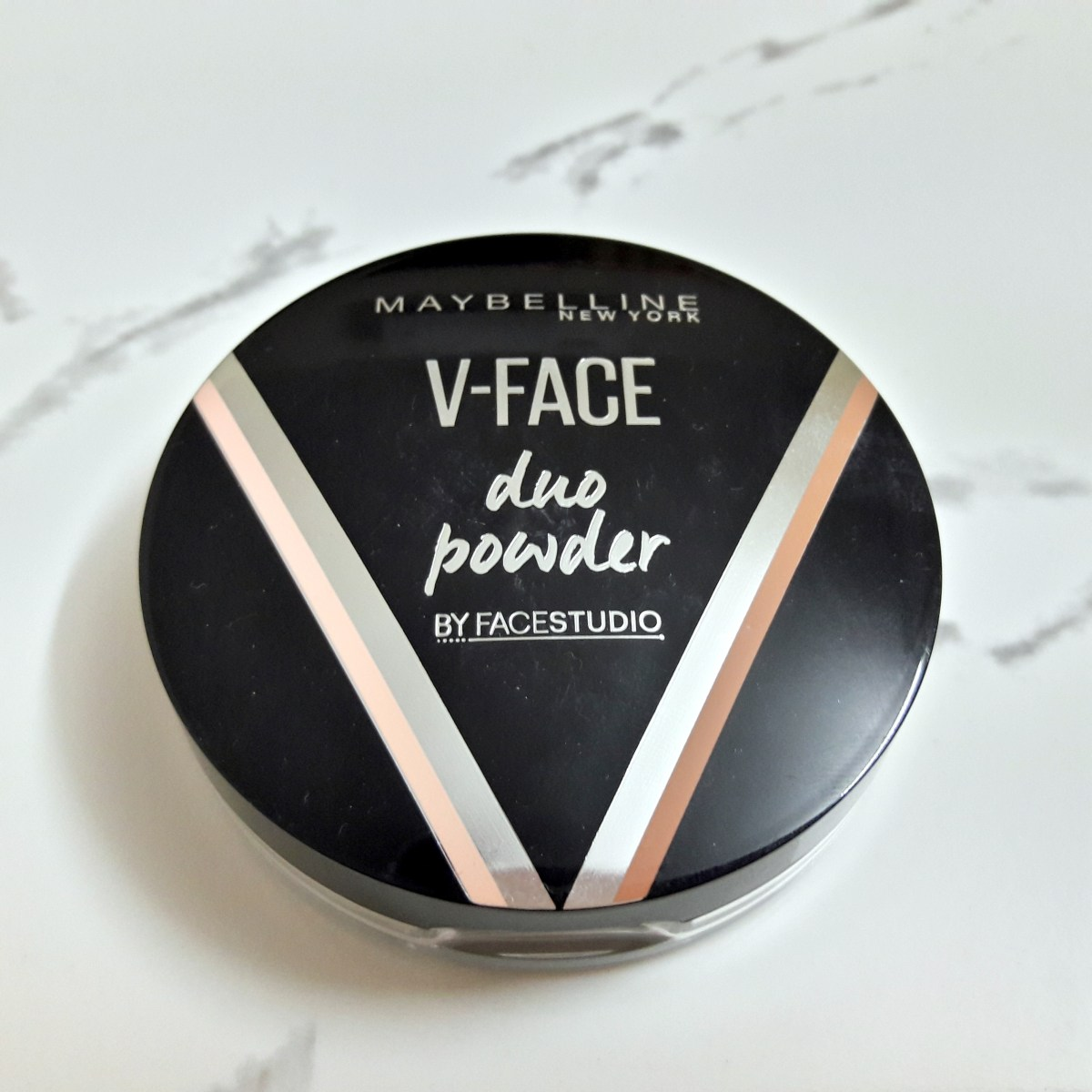 Maybelline V Face Duo Powder Review
