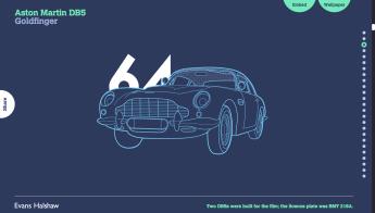 Halshaw, E. (n.a). Bond Cars [Screenshot]. Retrieved March 26, 2017, from http://www.evansh alshaw. com/more/bondcars/c3.html