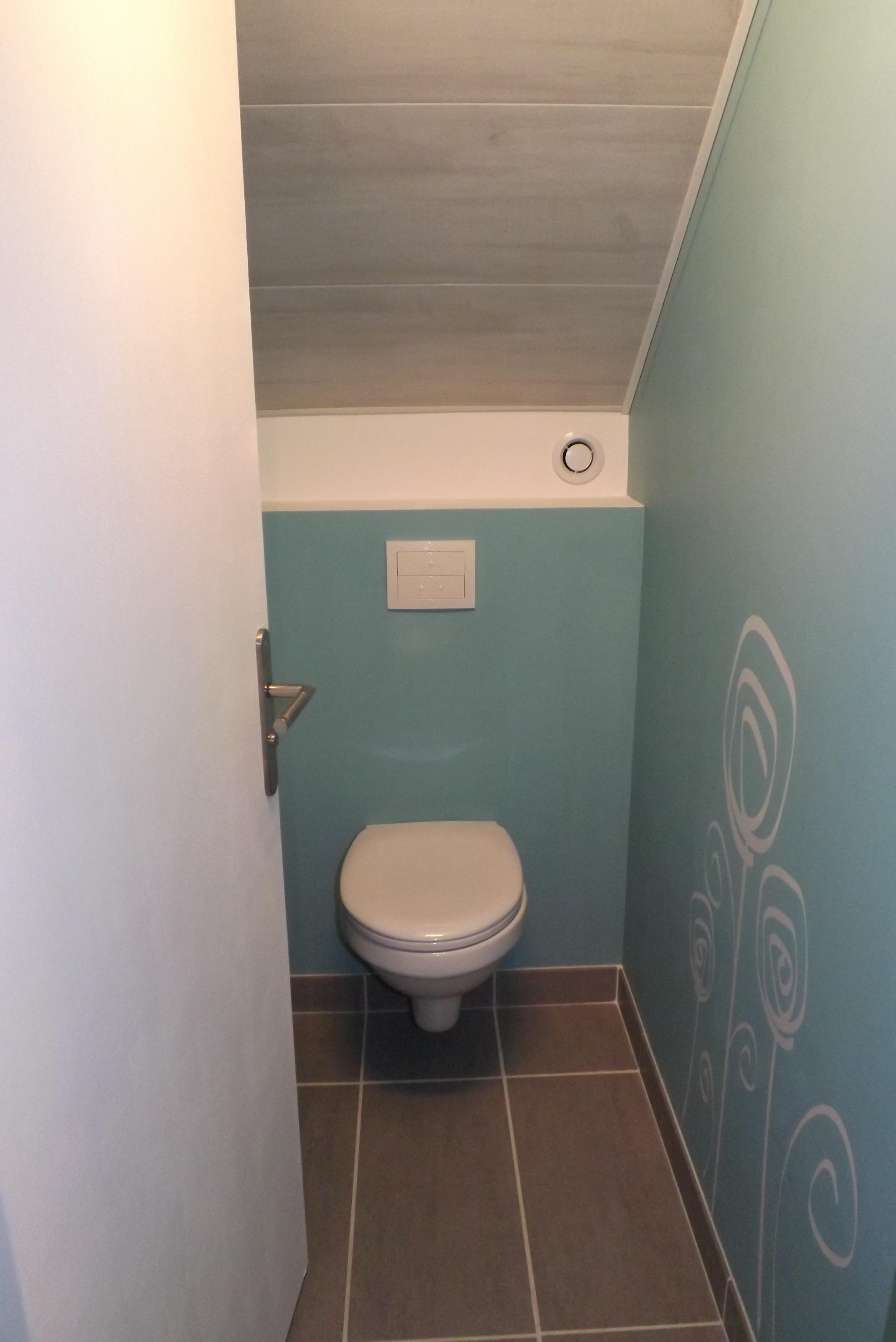Tapisserie Wc Toilettes Perfect Le Novembre Papier Peint