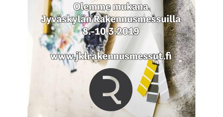 Jyväskylän Rakennusmessut 2019