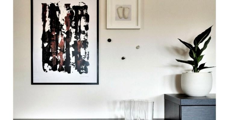 Skandinaaviset taidejulisteet – oma julistesarjani