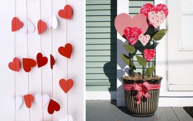 Ideas Para Decorar En San Valentín Ecodaisy